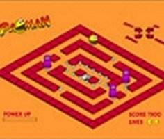 Pacman 2D